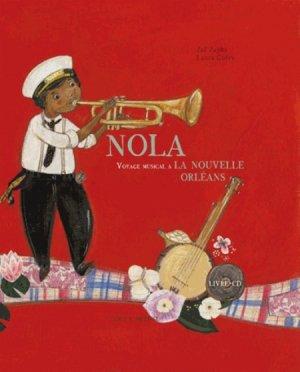 Nola - lacaza musique - 9791094193006 -
