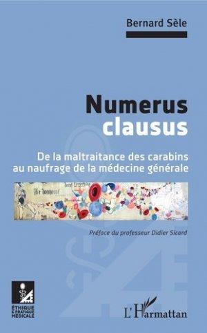 Numerus clausus - l'harmattan - 9782343130668 -
