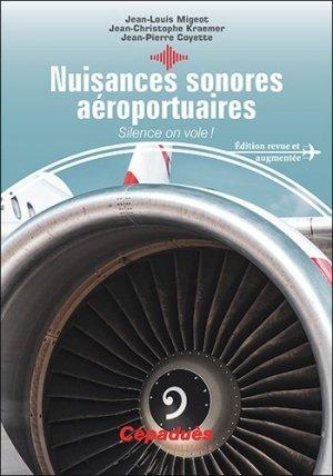 Nuisances sonores aéroportuaires - cepadues - 9782364937239 -