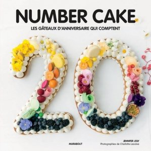 Number cake - Marabout - 9782501136419 -