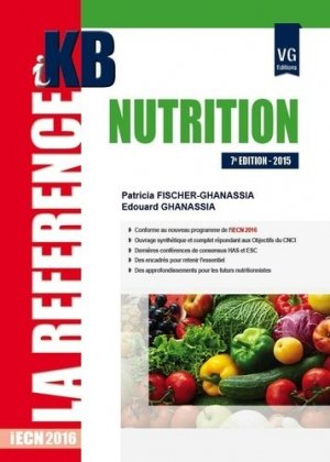 Nutrition - vernazobres grego - 9782818313008 -