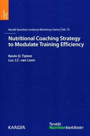 Nutritional Coaching Strategy to Modulate Training Efficiency - karger  - 9783318023329 -