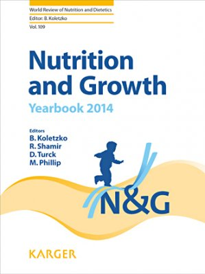 Nutrition and Growth - karger  - 9783318025651 -