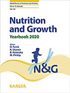 Nutrition and Growth - karger  - 9783318066500 -