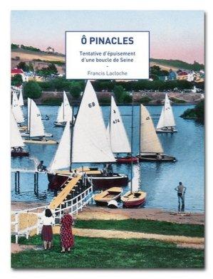 O pinacles - Editions de l'Oeil - 9782351372111 -