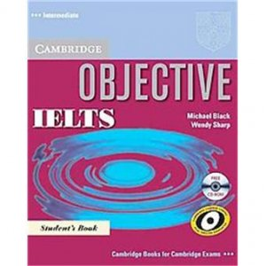 Objective IELTS Intermediate - Student's Book with CD ROM - cambridge - 9780521608824