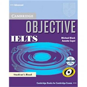 Objective IELTS Advanced - Student's Book with CD-ROM - cambridge - 9780521608848 -