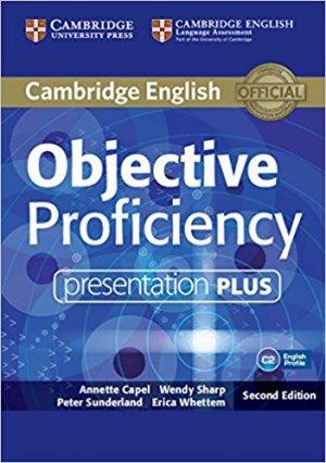 Objective Proficiency - Presentation Plus DVD-ROM - cambridge - 9781107446502 -