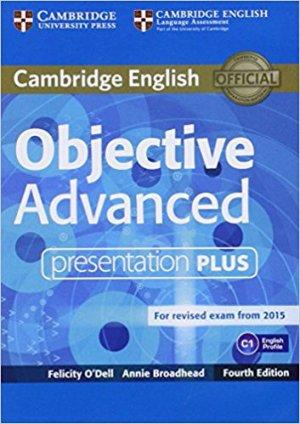 Objective Advanced - Presentation Plus DVD-ROM - cambridge - 9781107463462