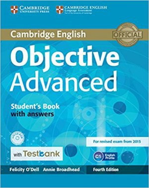 Objective Advanced - Student's Book with Answers with CD-ROM with Testbank - cambridge - 9781107542358