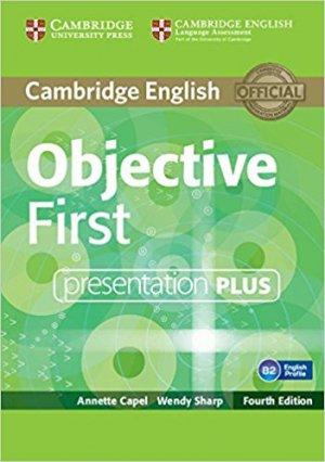 Objective First - Presentation Plus DVD-ROM - cambridge - 9781107628571