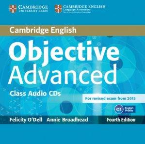 Objective Advanced - Class Audio CDs (2) - cambridge - 9781107647275 -