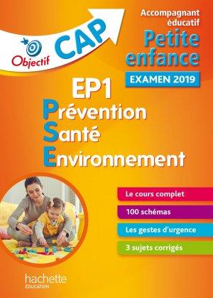 Accompagnant Educatif Petite Enfance EP1 - hachette - 9782017013402 -
