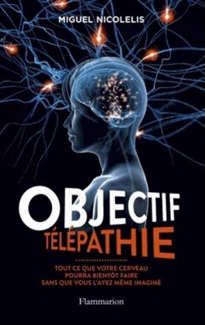 Objectif télépathie - flammarion - 9782081278097 -