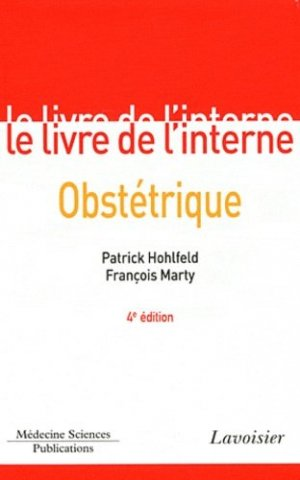 Obstétrique - lavoisier msp - 9782257204325 -