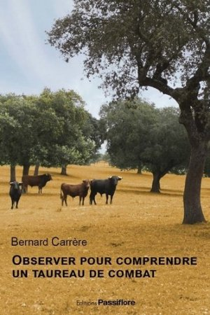 Observer pour comprendre un taureau de combat - passiflore - 9782918471608 -
