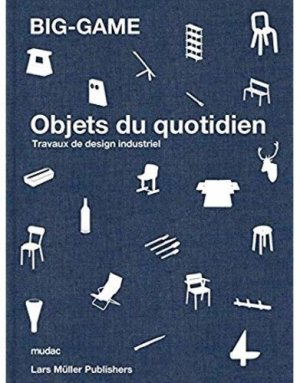 Objets du quotidien - lars muller publishers - 9783037786055