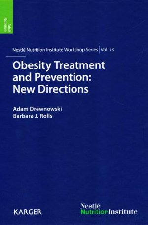 Obesity Treatment and Prevention: New Directions - karger  - 9783318021158 -
