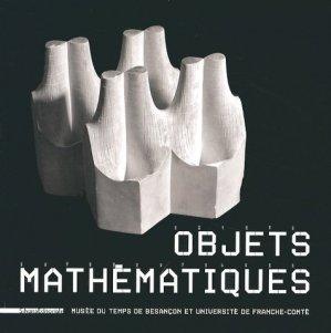 Objets mathématiques - silvana editoriale - 9788836628049 -