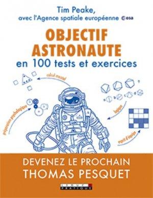 Objectif astronaute en 100 tests et exercices - leduc - 9791028513757