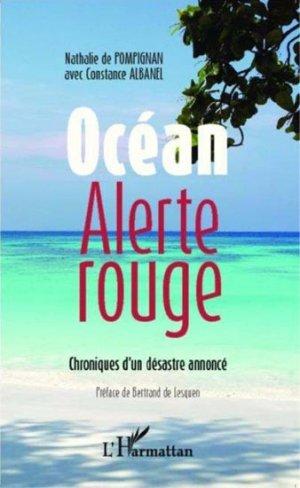 Océan, alerte rouge - l'harmattan - 9782343038179 -