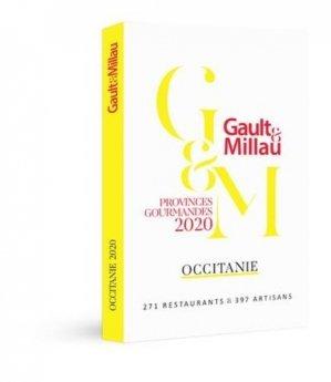 Occitanie. Edition 2020 - gault et millau - 9782375570388 -