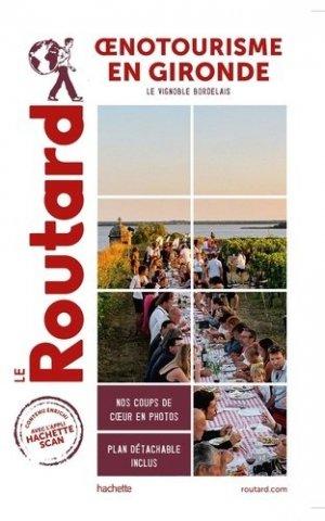 Oenotourisme en Gironde - Hachette - 9782017870999 -