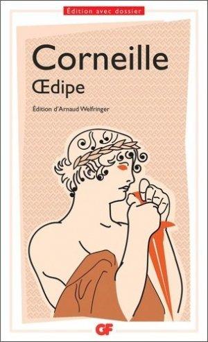 Oedipe - Flammarion - 9782080244482 -