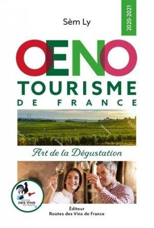 Oenotourisme de france - A PRECISER - 9782491144005 -