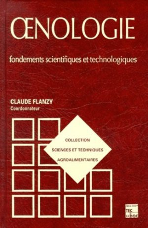 Oenologie - lavoisier / tec et doc - 9782743002435 -