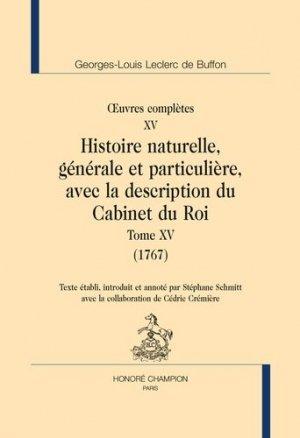 Oeuvres complètes - Honoré Champion - 9782745354518 -