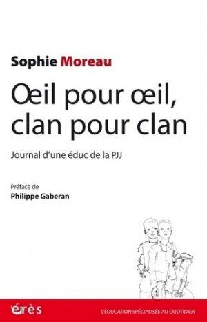 Oeil pour oeil, clan pour clan - Erès - 9782749266510 -