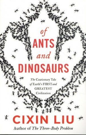 Of Ants and Dinosaurs - head of zeus - 9781789546125 -