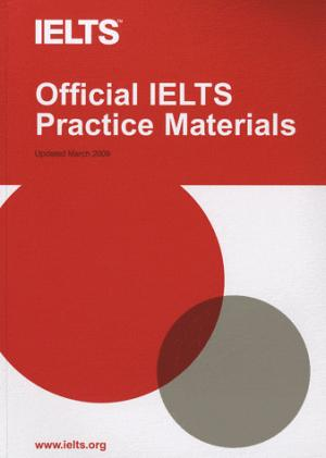 Official IELTS Practice Materials 1 with Audio CD - cambridge - 9781906438463 -