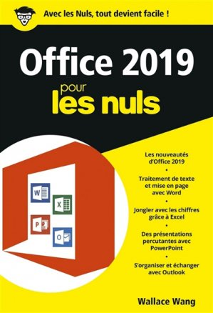 Office 2019 pour les nuls - First - 9782412048641