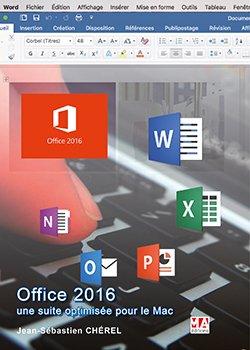 Office 2016 pour MAC - micro application - 9782822405300 -