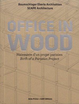Office in wood - aam - 9782871433408 -