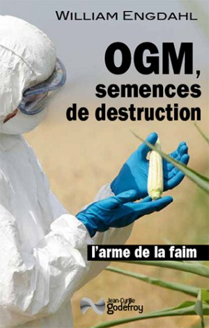 OGM, semences de destruction - jean-cyrille godefroy - 9782865532865 -