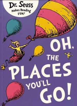 Oh, The Places You'll Go! - harpercollins - 9780007413577 -