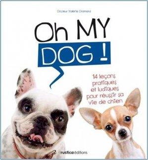 Oh my dog ! - rustica - 9782815303217 -