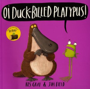 Oi Duck-Billed Platypus - hodder and stoughton - 9781444937336 -