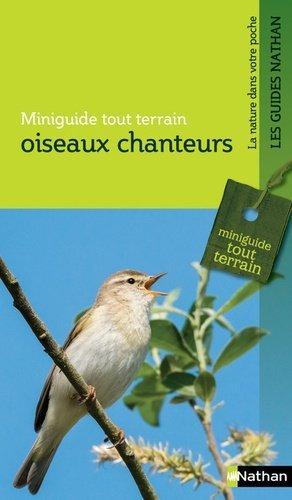 Oiseaux chanteurs - nathan - 9782092788974 -
