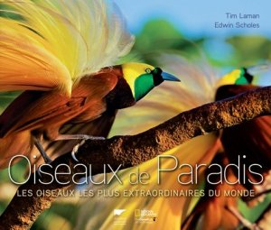 Oiseaux de paradis - delachaux et niestle - 9782603020777 -