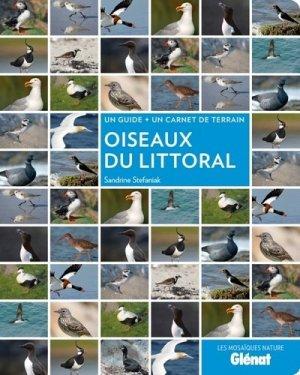 Oiseaux du littoral - glenat - 9782723489201
