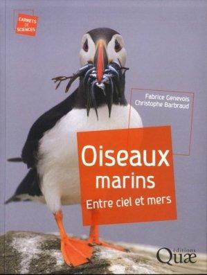 Oiseaux marins - quae - 9782759231089 -