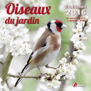 Oiseaux du jardin (2016) - artemis - 9782816007770 -