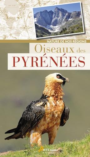 Oiseaux des Pyrénées - artemis - 9782816010954 -