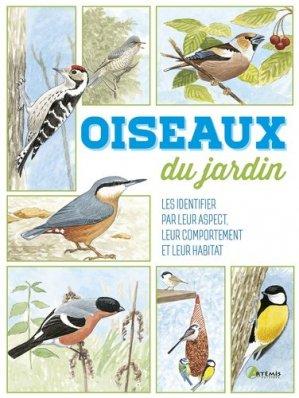 Oiseaux du jardin - artemis - 9782816012491 -