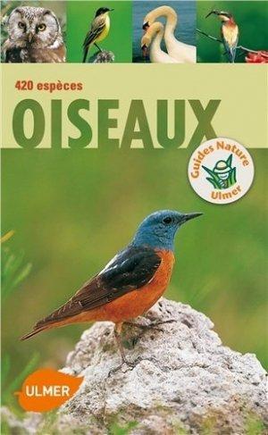 Oiseaux - ulmer - 9782841385102