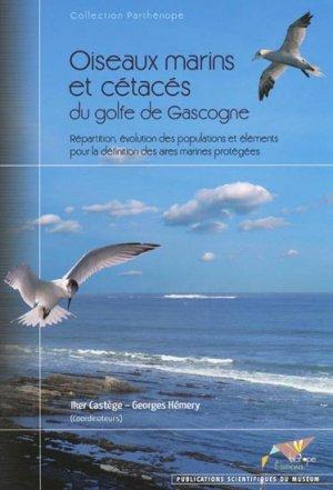 Oiseaux marins et cétacés du golfe de Gascogne - biotope - 9782914817417 -